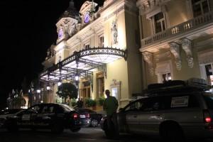 vorm Casino in Monte Carlo